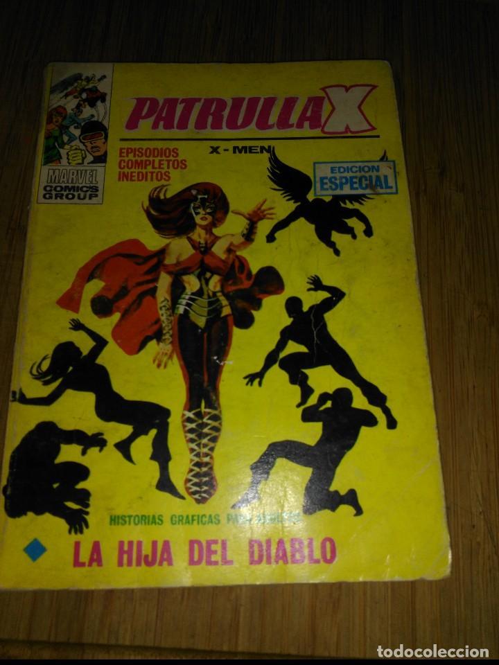 PATRULLA X VOL . 1 Nº 22 1ª EDICIÓN (Tebeos y Comics - Vértice - Patrulla X)