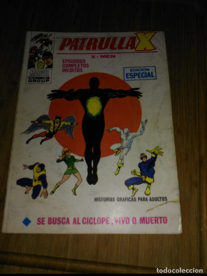 PATRULLA X VOL . 1 Nº 26 (Tebeos y Comics - Vértice - Patrulla X)