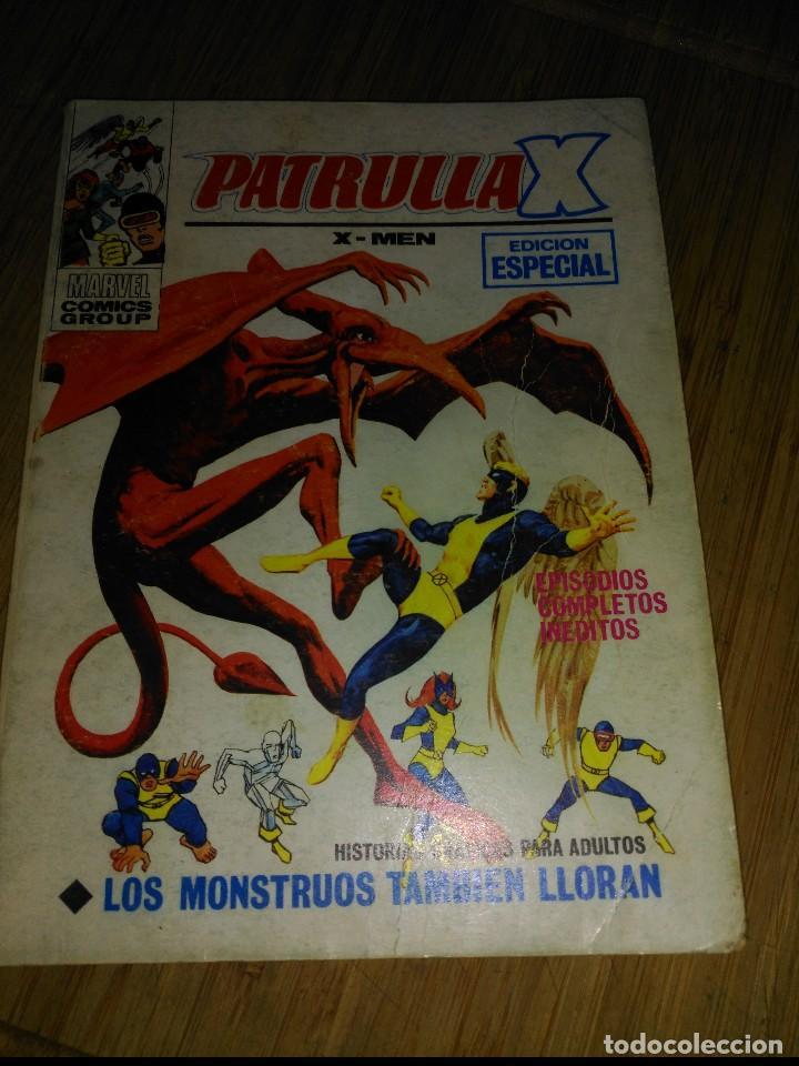 PATRULLA X VOL . 1 Nº 28 1ªEDICIÓN (Tebeos y Comics - Vértice - Patrulla X)