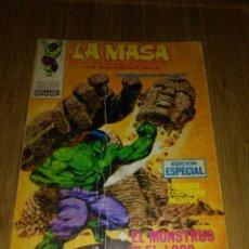 Cómics: LA MASA VOL. 1 Nº21. Lote 136140894