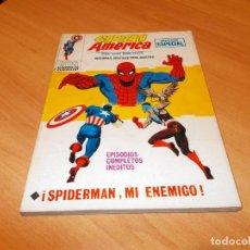 Cómics: CAPITAN AMERICA V.1 Nº 18 MUY BUEN ESTADO. Lote 136178826