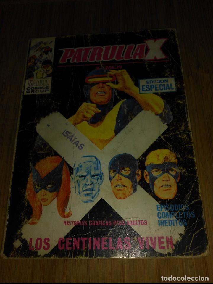PATRULLA X Nº 27 1ª EDICIÓN VERTICE (Tebeos y Comics - Vértice - Patrulla X)