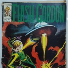 Comics: COMIC / FLASH GORDON / PIEDRA DE MUERTE / EL SATELITE DE LOS SKORPI / COMICS-ART V.1 - Nº 17 / 1975. Lote 136240310