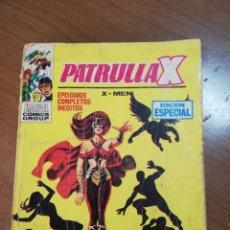 Cómics: COMIC MARVEL PATRULLA X. VÉRTICE 1972. 128 PAG.. Lote 136243769
