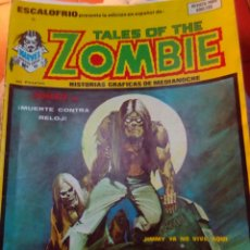 Comics: TALES OF THE ZOMBIE N° 8 EDICIONES VÉRTICE. Lote 136283604