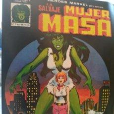 Fumetti: LA SALVAJE MUJER MASA. HEROES MARVEL. PERFECTO ESTADO. Lote 275805613