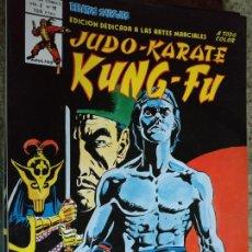 Fumetti: RELATOS SALVAJES JUDO KARATE KUNG-FU VOL 2 N 11. Lote 138998238