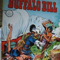 Cómics: BUFFALO BILL N 4. Lote 136281644