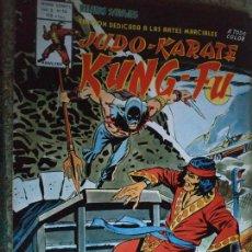 Fumetti: RELATOS SALVAJES JUDO KARATE KUNG-FU N 13. Lote 136283685