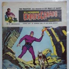 Cómics: COMIC / EL HOMBRE ENMASCARADO / ORGANIZACION T / JIZZZZZ / Nº 38 1977. Lote 136315714