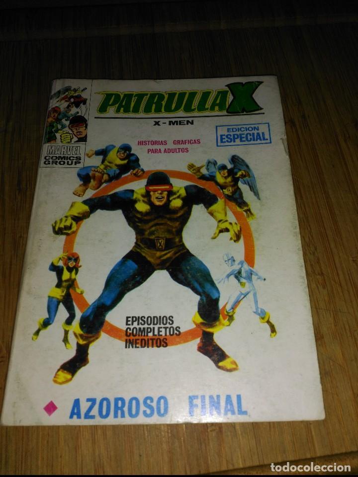 PATRULLA X VOL.1 Nº 18 (Tebeos y Comics - Vértice - Patrulla X)
