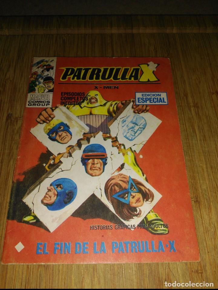 PATRULLA X VOL.1 Nº 20 (Tebeos y Comics - Vértice - Patrulla X)