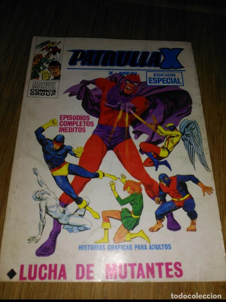 PATRULLA X VOL.1 Nº 25 (Tebeos y Comics - Vértice - Patrulla X)