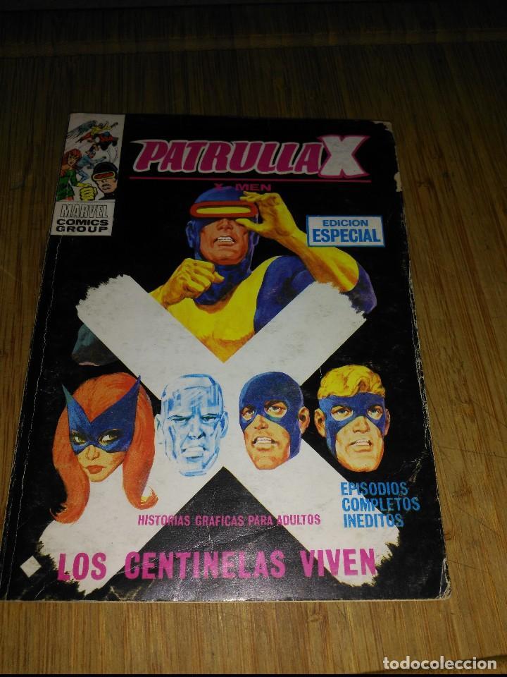 PATRULLA X VOL.1 Nº 27 (Tebeos y Comics - Vértice - Patrulla X)