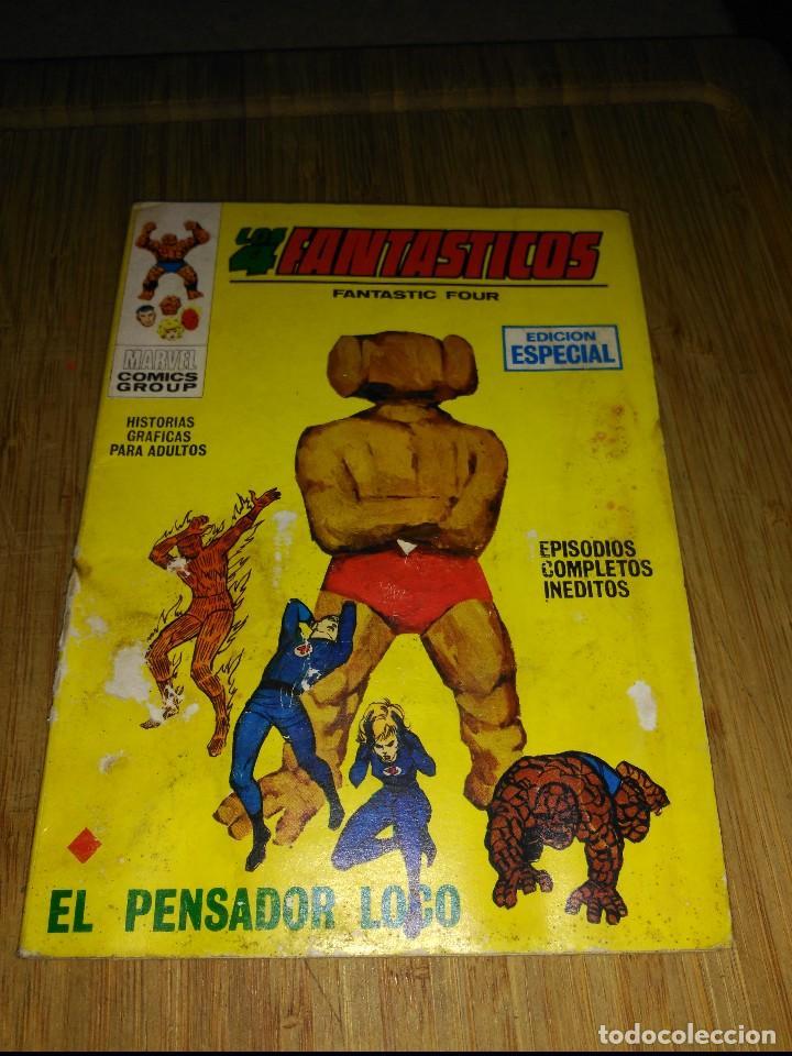 LOS 4 FANTÁSTICOS VOL1 Nº 8 (Tebeos y Comics - Vértice - 4 Fantásticos)