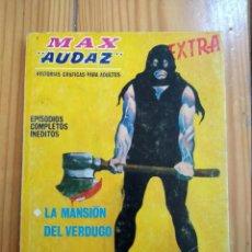Cómics: MAX AUDAZ EXTRA # 13 - MUY BUEN ESTADO. Lote 136542866