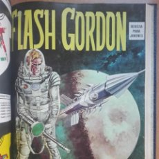 Cómics: TOMO DE LUJO FLASH GORDON.(1974) NUMEROS 1-2-20-21-22-23. Lote 136553386