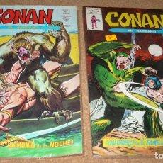 Cómics: CONAN VOL.2 Nº 37 Y 40 . MUY BUEN ESTADO. Lote 136599210