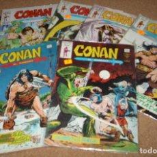 Cómics: CONAN VOL.2 LOTE CON EL 11-28-37-36-39-40-41 . MUY BUEN ESTADO ---LEER. Lote 136599834