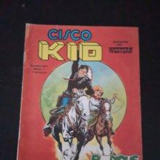 Cómics: CISCO KID Nº 1-VERTICE. Lote 136772940