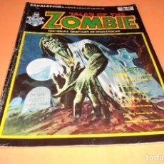 Cómics: ESCALOFRIO. Nº 14. TALES OF THE ZOMBIE 4. EDICIONES VÉRTICE. CON POSTER.. Lote 196137291