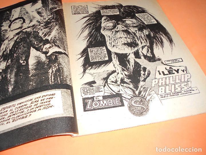 Cómics: ESCALOFRIO. Nº 14. TALES OF THE ZOMBIE 4. EDICIONES VÉRTICE. CON POSTER. - Foto 3 - 238405190