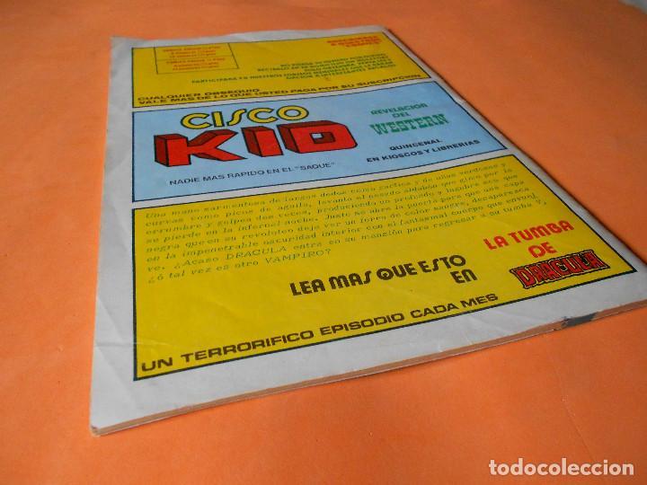 Cómics: HEROES MARVEL Nº 59 CAPITAN MARVEL VERTICE 1979. LAS DIFICULTADES CON TITAN... - Foto 2 - 136813386