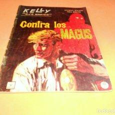Cómics: KELLY OJO MAGICO - Nº 11 - CONTRA LOS MAGUS - VERTICE - 1966. RARO. Lote 136816238