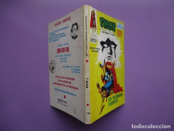 Cómics: THOR Nº 19 VERTICE VOLUMEN 1 ¡¡¡¡¡¡ BUEN ESTADO!!!!!! - Foto 3 - 136886078