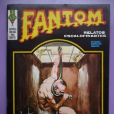Cómics: FANTOM Nº 16 VERTICE VOLUMEN 1 ¡¡¡¡¡¡EXCELENTE ESTADO Y DIFICIL!!!!!!. Lote 136895286