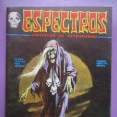Cómics: ESPECTROS Nº 18 VERTICE VOLUMEN 1 ¡¡¡¡¡¡EXCELENTE ESTADO Y DIFICIL!!!!!!. Lote 136897326