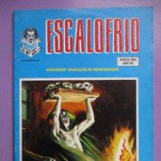 Cómics: ESCALOFRIO 64 VERTICE VOLUMEN 1 ¡¡¡¡MUY BUEN ESTADO!!!!!!. Lote 136910670