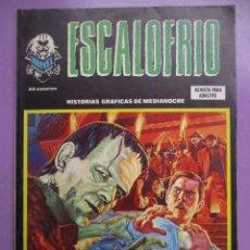 Cómics: ESCALOFRIO 56 VERTICE VOLUMEN 1 ¡¡¡¡ BUEN ESTADO!!!!!! LEER DESCRIPCION . Lote 136924518