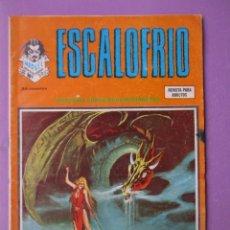 Cómics: ESCALOFRIO 59 VERTICE VOLUMEN 1 ¡¡¡¡ BUEN ESTADO!!!!!! . Lote 136928218