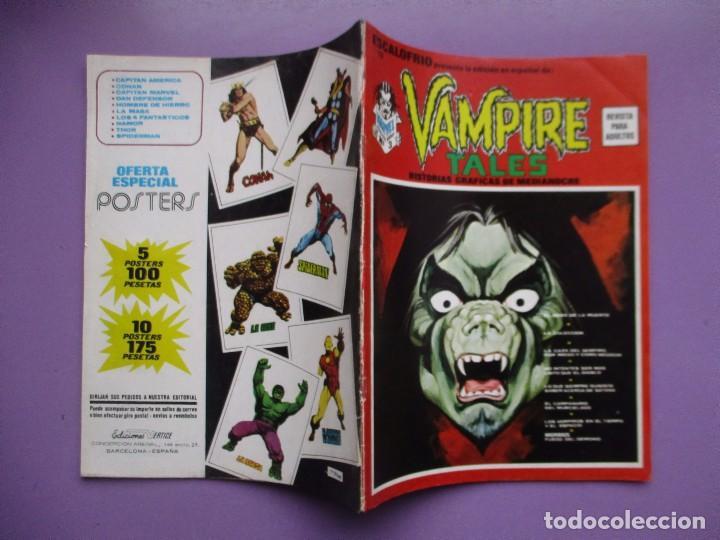 Cómics: ESCALOFRIO 13 VERTICE VOLUMEN 1 ¡¡¡¡ BUEN ESTADO!!!!!! - Foto 3 - 136929650