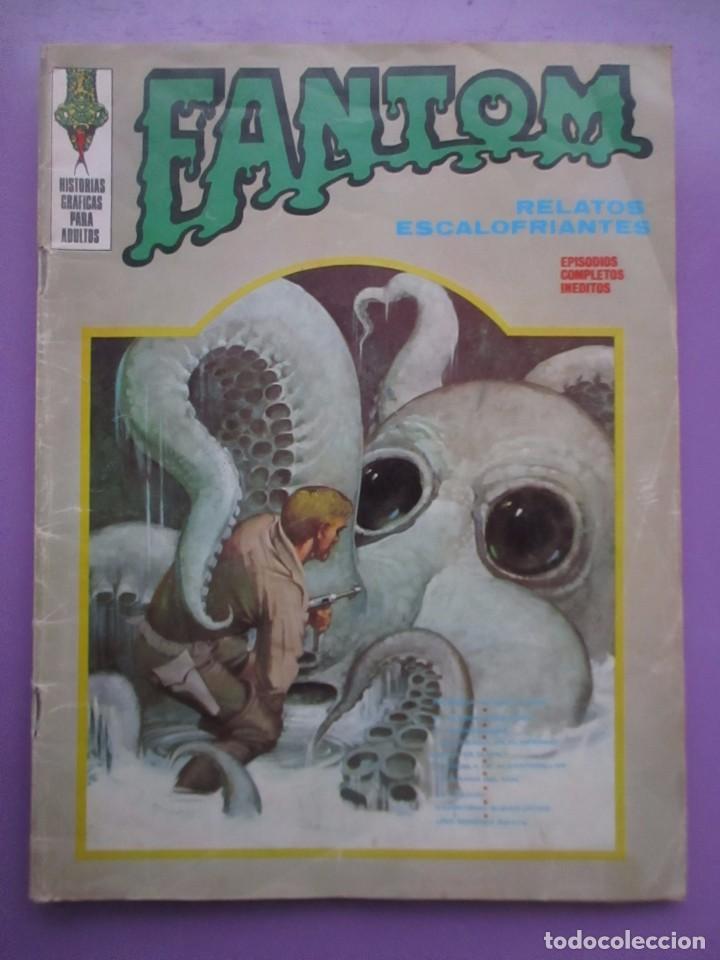FANTOM Nº 31 VERTICE VOLUMEN 1 ¡¡¡¡ BUEN ESTADO!!!!!! (Tebeos y Comics - Vértice - V.1)