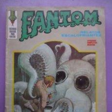 Cómics: FANTOM Nº 31 VERTICE VOLUMEN 1 ¡¡¡¡ BUEN ESTADO!!!!!! . Lote 136931950