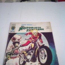Cómics: SUPER HEROES - VOLUMEN 2 - VERTICE - NUMERO 18 - BUEN ESTADO - CJ 95 -GORBAUD. Lote 137176534
