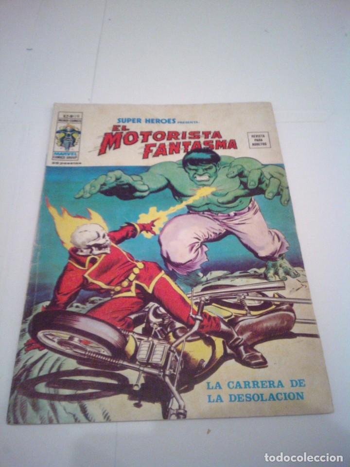 SUPER HEROES - VOLUMEN 2 - VERTICE - NUMERO 19 - MUY BUEN ESTADO - CJ 95 -GORBAUD (Tebeos y Comics - Vértice - Super Héroes)