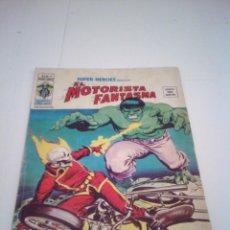 Cómics: SUPER HEROES - VOLUMEN 2 - VERTICE - NUMERO 19 - MUY BUEN ESTADO - CJ 95 -GORBAUD. Lote 137176554