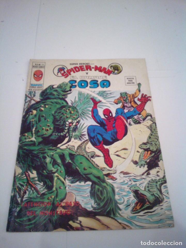 SUPER HEROES - VOLUMEN 2 - VERTICE - NUMERO 38 - CJ 95 -GORBAUD (Tebeos y Comics - Vértice - Super Héroes)