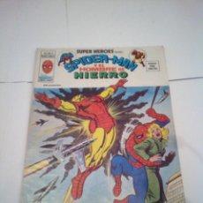Cómics: SUPER HEROES - VOLUMEN 2 - VERTICE - NUMERO 62 - CJ 95 -GORBAUD. Lote 137177214