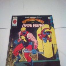 Cómics: SUPER HEROES - VOLUMEN 2 - VERTICE - NUMERO 91 - MUY BUEN ESTADO - CJ 95 -GORBAUD. Lote 137177410