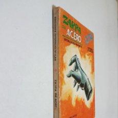 Cómics: ZARPA DE ACERO. Nº 1. VERTICE.. Lote 137232450