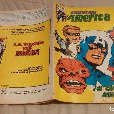 Cómics: CAPITAN AMERICA Nº 39 -EL CAPITAN AMERICA DEBE MORIR - VOL 3 VERTICE. Lote 137332394