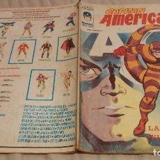 Comics: CAPITÁN AMÉRICA - V.3 Nº 12 - LA PICADURA DE EL ESCORPIÓN- VÉRTICE 1976. Lote 137333598