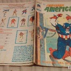 Cómics: CAPITÁN AMÉRICA - V.3 Nº 13 - ¡EL DESTINO DEL HALCÓN! - VÉRTICE 1977. Lote 137333938