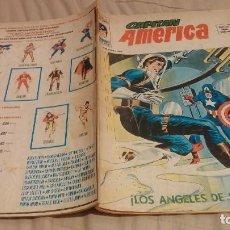 Cómics: CAPITÁN AMÉRICA - V.3 Nº 14 - ¡LOS ÁNGELES DE SATANÁS! - VÉRTICE 1977 . Lote 137334290