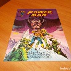 Cómics: POWERMAN Nº 5 LINEA SURCO EXCELENTE. Lote 137334462