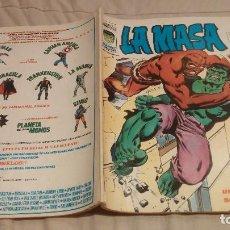 Cómics: LA MASA - V3 - N°3 - UN TITÁN FURIOSO SOBRE LA TIERRA - , VERTICE 1976. Lote 137337514